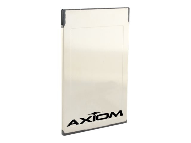 Axiom 128MB Flash Card, AXCS-12KRPFD128, 9182357, Memory - Network Devices