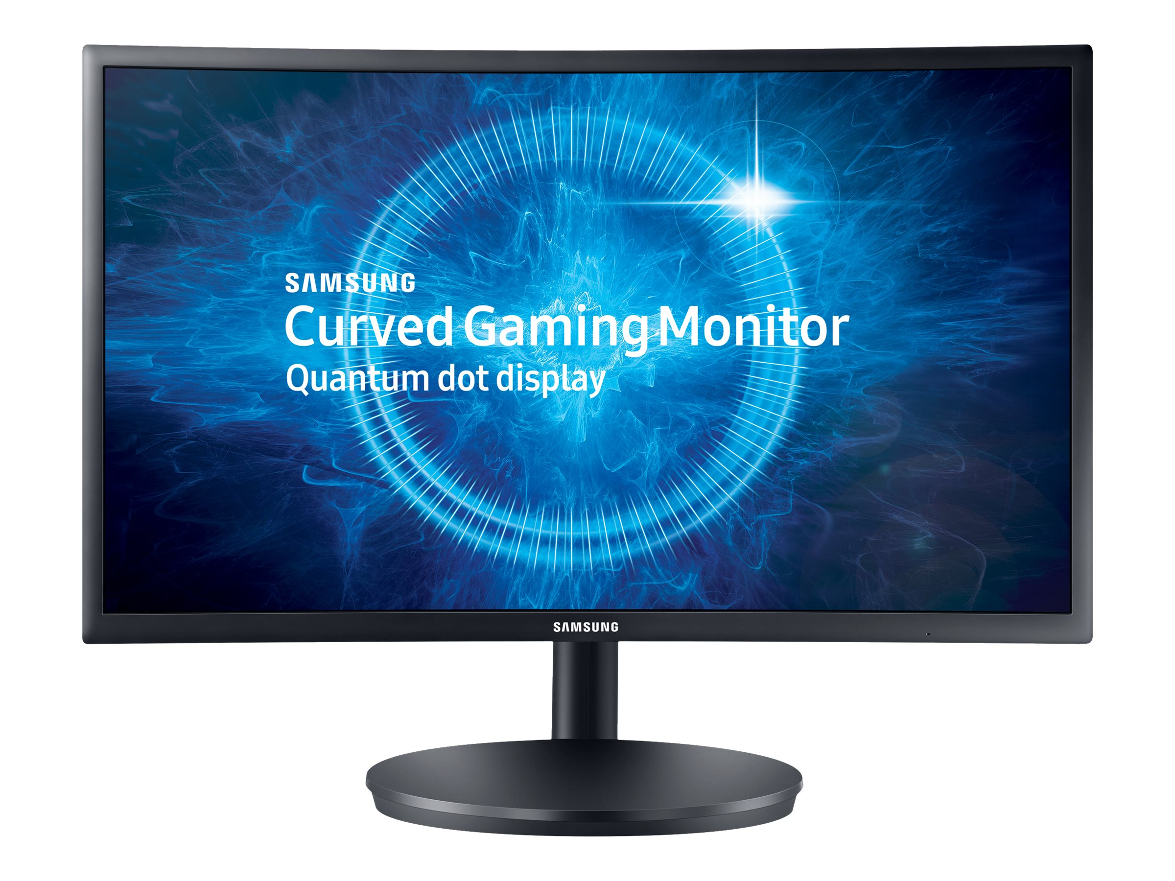Samsung 24 CFG70 Full HD LED Curved Gaming Monitor, Black