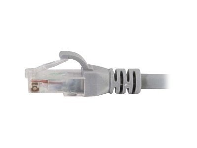 C2G Cat6 Snagless Patch Cable, Gray, 20ft - TAA, 10307
