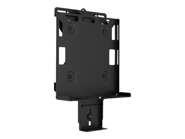 Chief Manufacturing Digital Media Player Pole Mount with Power Brick Mount, Black