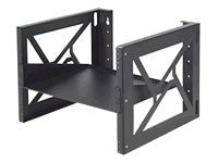 Kendall Howard 8U Wallmount Rack
