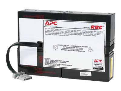 APC Replacement Battery Cartridge #59 for SC1500, RBC59, 7872194, Batteries - Other