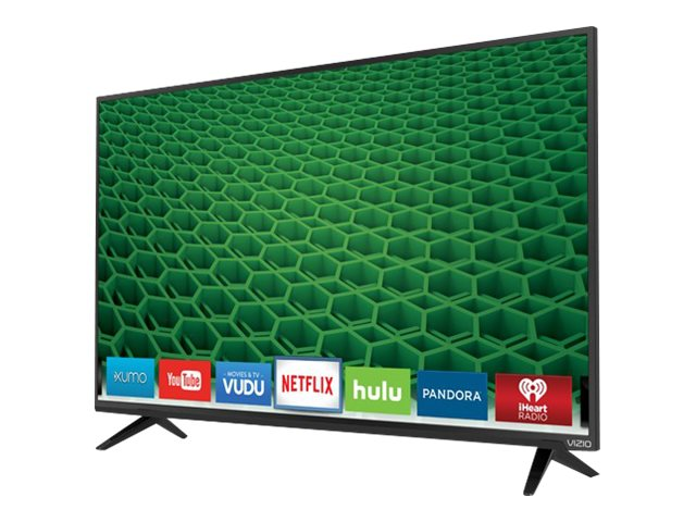 Vizio 39.5 D40-D1 Full HD LED-LCD Smart TV, Black, D40-D1