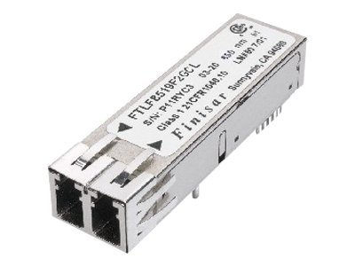 Finisar 850NM Oxide VCSEL GigE 1X 2X FC 2.125, FTLF8519F2GCL, 13915613, Network Transceivers