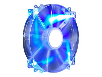 Cooler Master MegaFlow 200 Blue LED Fan, R4-LUS-07AB-GP, 10356422, Cooling Systems/Fans