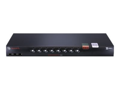 Avocent 1x8 USB DVI-I Secure SwitchView KVM Switch with Expanded Dual Link Audio