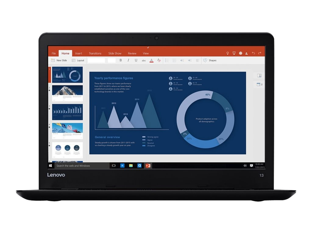 Lenovo TopSeller ThinkPad 13 2.3GHz Core i3 13.3in display