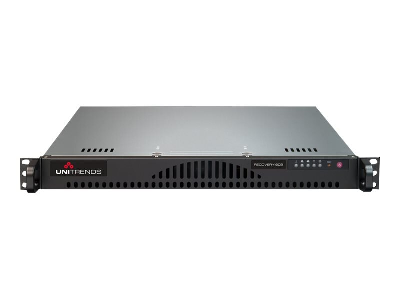 Unitrends Recovery-604 Backup Appliance w  3-year Support, RC604-3, 19649002, Disk-Based Backup