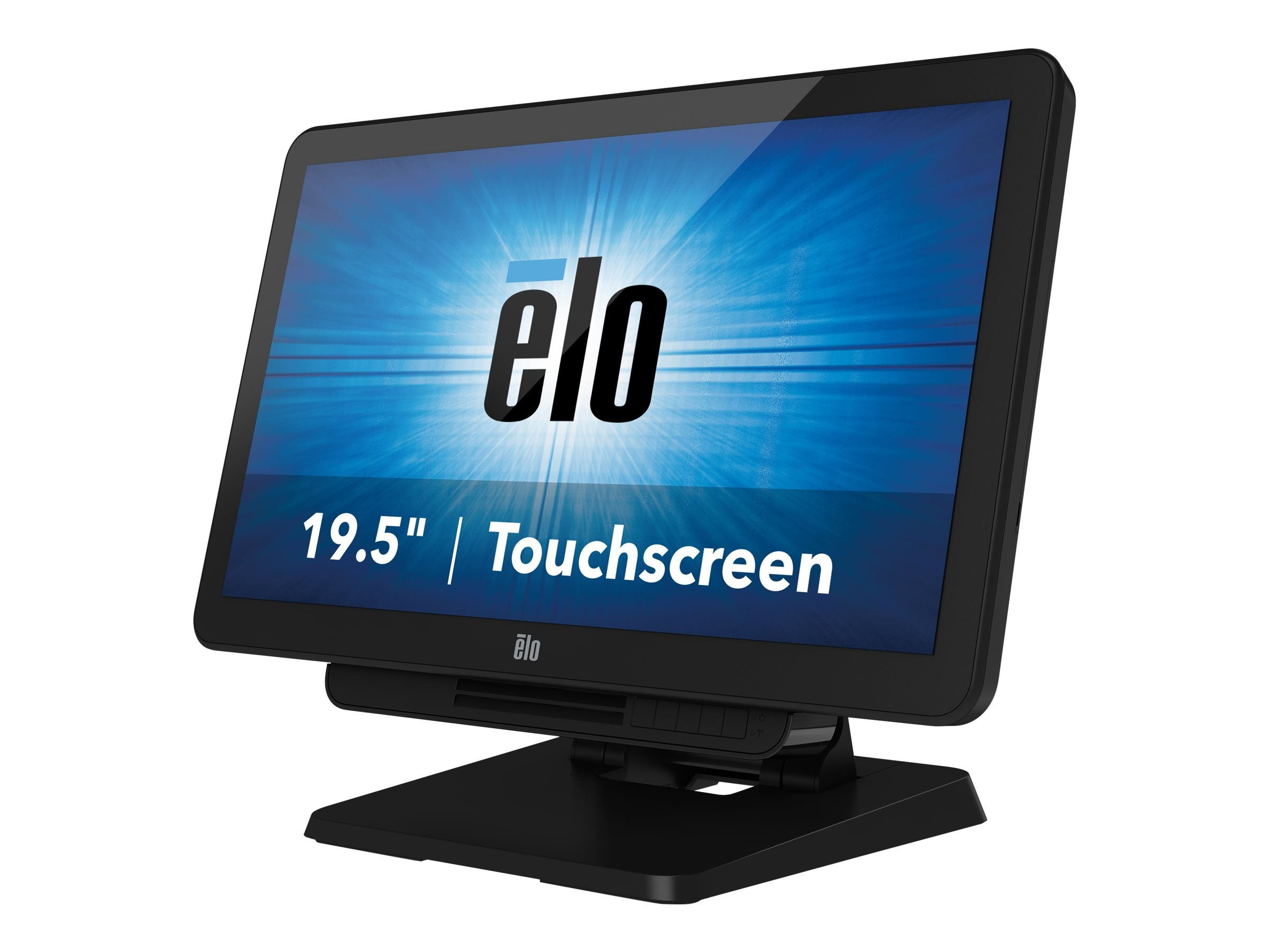ELO Touch Solutions Touchcomputer Rev A IntelliTouch Pro AIO Core i3-4350T 4GB 20 W7P