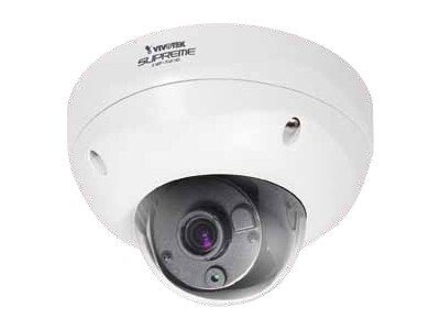 Vivotek FD8362E 2MP Remote Focus Vandal-proof WDR Enhanced -40°C ~ 55°C Extreme Weatherproofing Dome Network