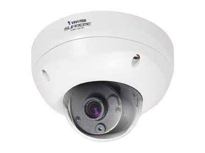Vivotek FD8362E 2MP Remote Focus Vandal-proof WDR Enhanced -40°C ~ 55°C Extreme Weatherproofing Dome Network, FD8362E, 13087820, Cameras - Security