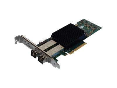 Atto Celerity FC-162E Dual-Channel 16Gb s Gen 5 Fibre Channel PCIe 3.0 Host Bus Adapter w  SFPs