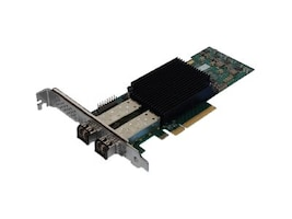 Atto Dual Channel X8 PCIE 3.0 to 6GB Controller FC Low-Profile LC SFP+ Interface, CTFC-162E-000, 14794307, Controller Cards & I/O Boards