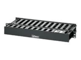 Panduit PatchLink 1U Horizontal Cable Manager, WMPSE, 8369401, Rack Cable Management