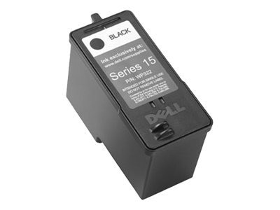 Dell Black Series 15 Standard Yield Ink Cartridge (330-1123), WP322, 17435351, Ink Cartridges & Ink Refill Kits