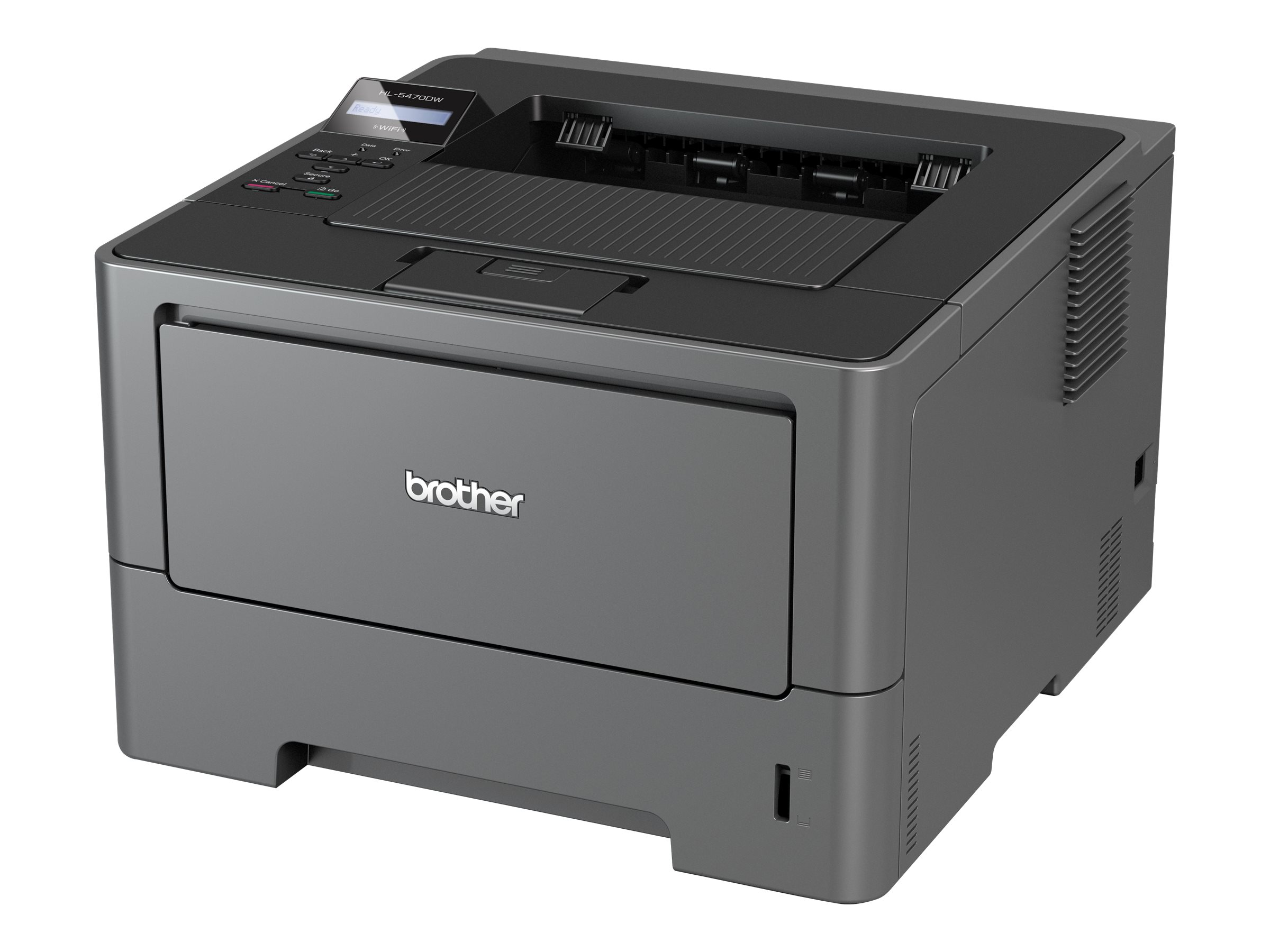 Brother HL-5470DWT High-Speed Laser Printer, HL5470DWT, 14525852, Printers - Laser & LED (monochrome)