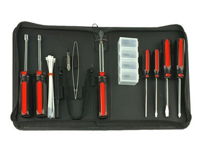Rosewill 15-Piece Standard Computer Toolkit, RTK-015, 15768442, Network Tools & Toolkits