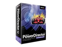Cyberlink PowerDirector 12.0 Ultimate Suite for Windows XP Vista 7 8, PUS-EC00-RPM0-00, 16200066, Software - Video Editing