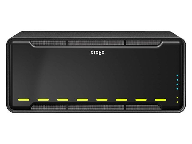 Drobo 8-bay File Sharing Storage for Business, model B800FS, DR-B800FS-4A21