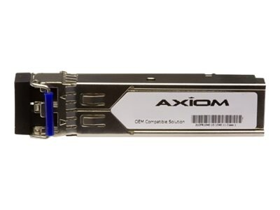 Axiom 1000BASE-ZX SFP Transceiver For Moxa  SFP-1GZXLC, SFP-1GZXLC-AX, 26836261, Network Transceivers