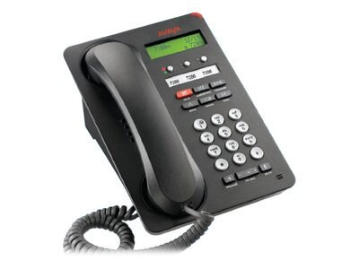 Avaya 1603W-I IP  Deskphone Global Icon Only, 700508258