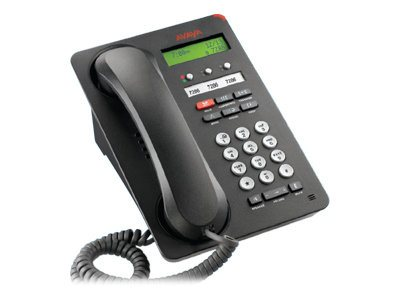 Avaya 1603-I IP  Deskphone Global Icon Only, 700508259, 17393031, Audio/Video Conference Hardware