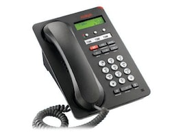 Avaya 1603W-I IP  Deskphone Global Icon Only, 700508258, 17393040, Audio/Video Conference Hardware