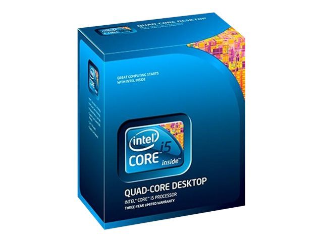 Intel Processor, Core i5-4570 3.2GHz 6MB 84W, Box