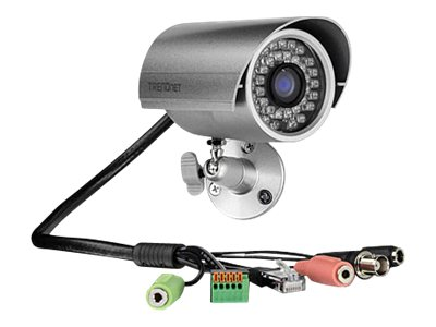 TRENDnet Outdoor Megapixel PoE Day Night Internet Camera, TV-IP302PI, 16103784, Cameras - Security