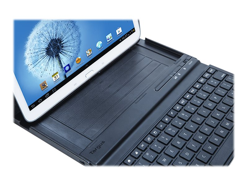 Targus Versavu Keyboard Case for Samsung Galaxy Tab 3 10.1, THZ219US