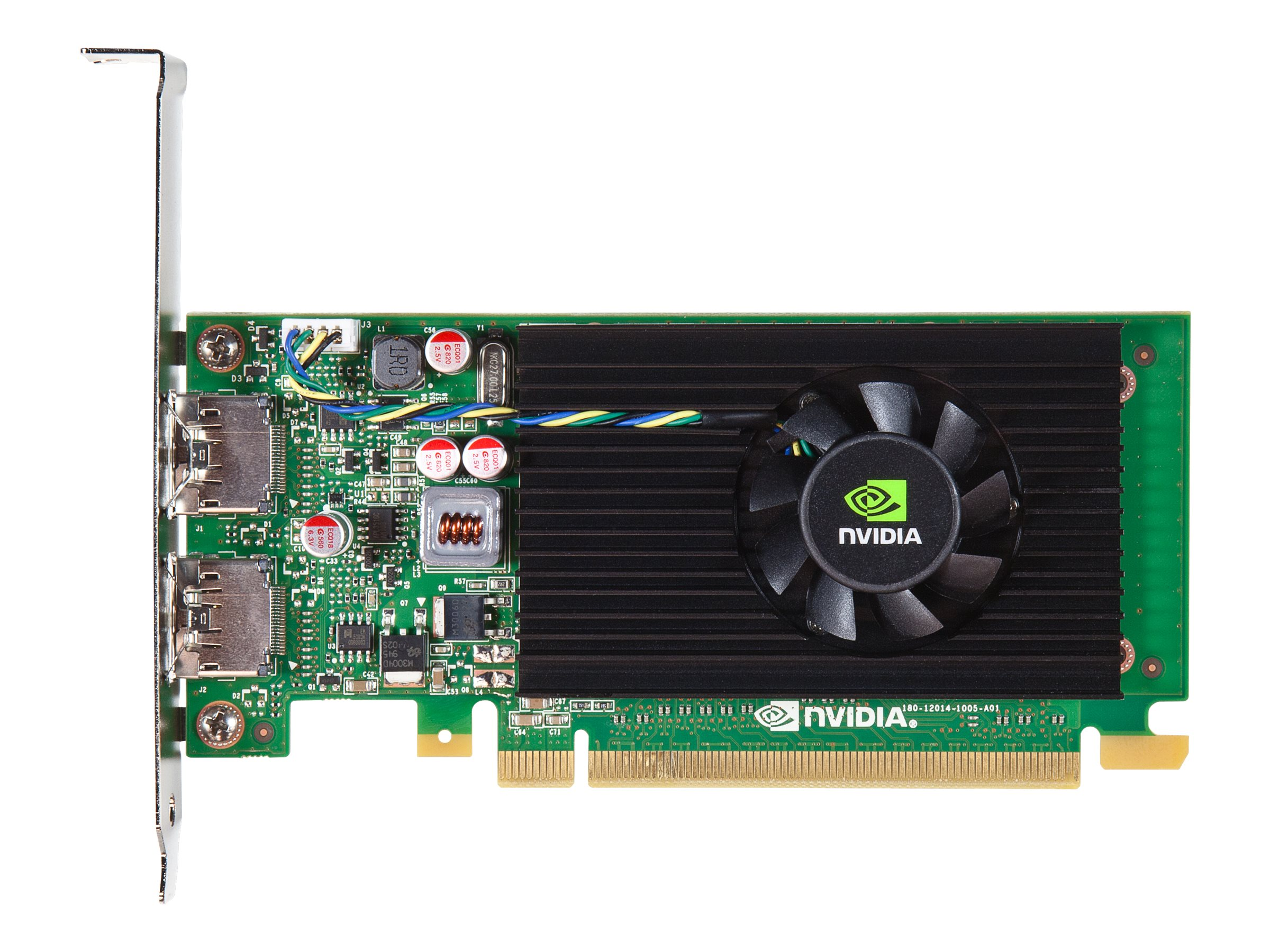 PNY NVIDIA Quadro NVS 310 PCIe Graphics Card, 1GB DDR3, VCNVS310DP-1GB-PB, 30360381, Graphics/Video Accelerators