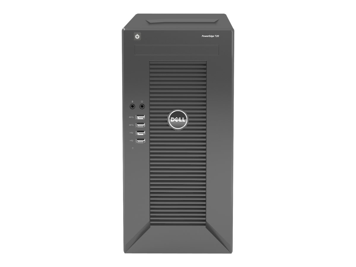 Dell PowerEdge T20 Intel 3.2GHz Xeon, 462-0993