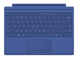 Microsoft Surface Pro 4 Type Cover, Blue, R9Q-00003, 30734291, Keyboards & Keypads