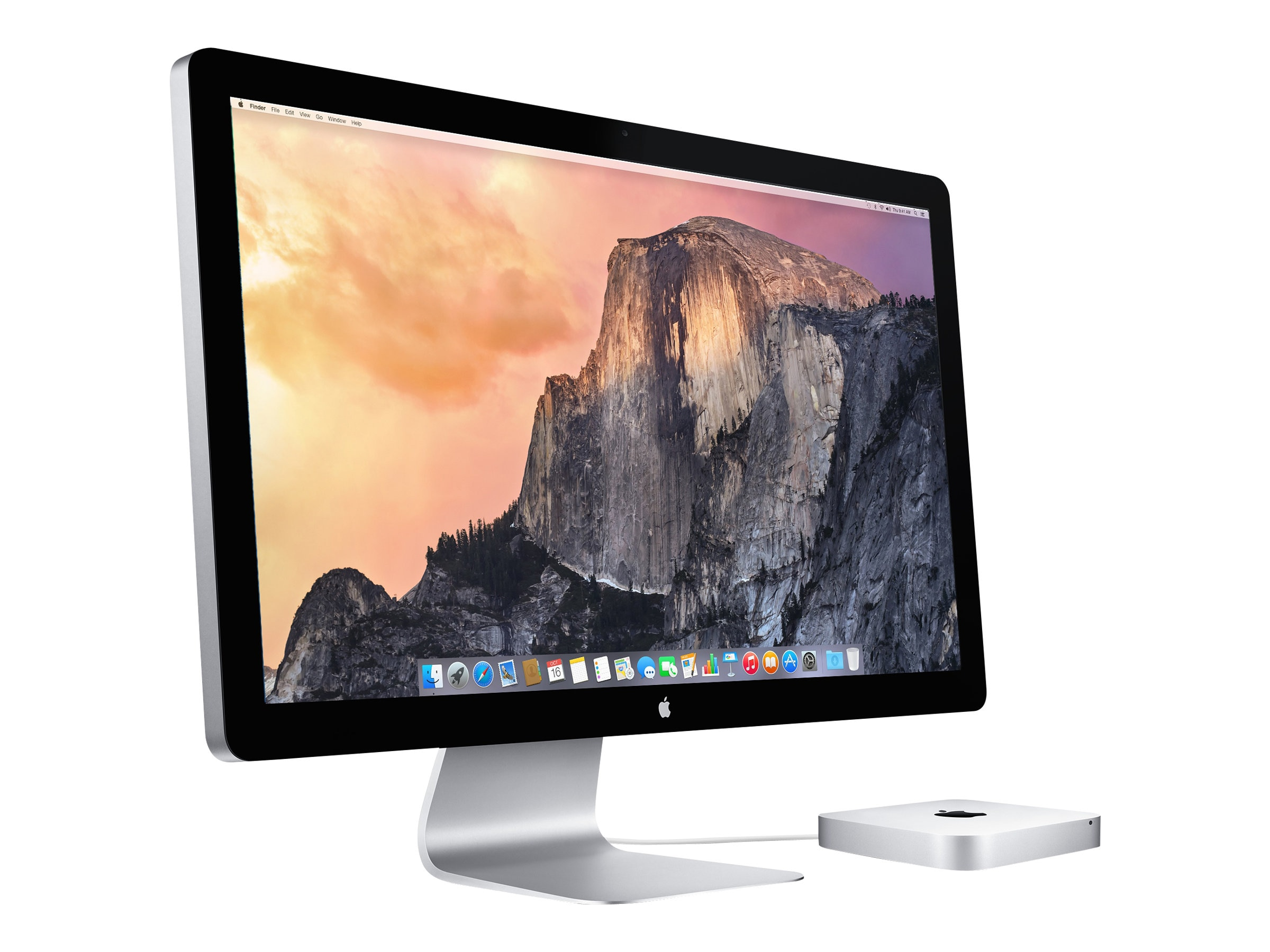 Apple 27 LED Thunderbolt Display, MC914LL/B, 14704623, Monitors - Apple