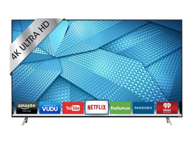 Vizio 60 M60-C3 4K Ultra HD LED-LCD Smart TV, Black, M60-C3, 19462766, Televisions - LED-LCD Consumer