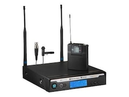 Bosch Security Systems Uni-Lapel mic System in case, R300-L-A, 15471825, Security Hardware