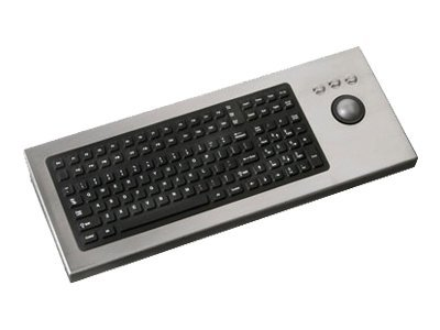 iKEY NEMA 4X KEYBOARD WITH INTEGRATED 38MM OP, DT-2000-TB-USB, 9792091, Keyboards & Keypads