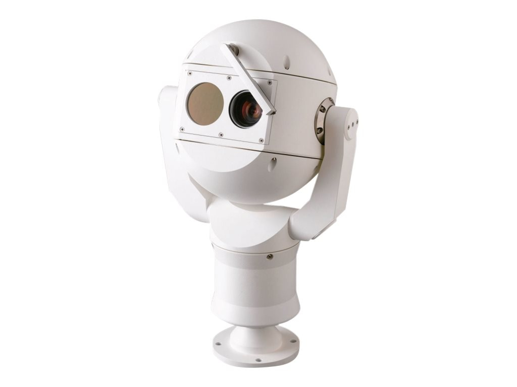 Bosch Security Systems Dual Thermal PTZ Camera with 50mm Lens, White