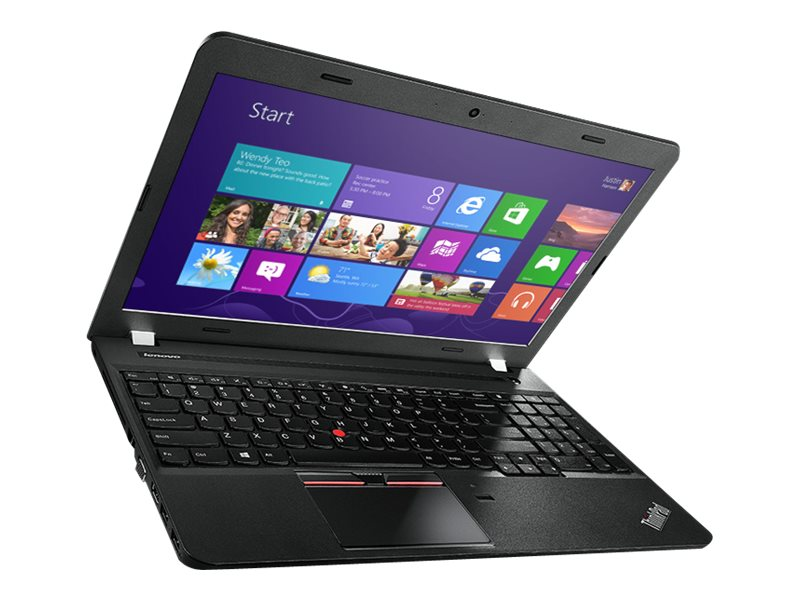 Lenovo TopSeller ThinkPad E550 2.0GHz Core i3 15.6in display, 20DF0048US