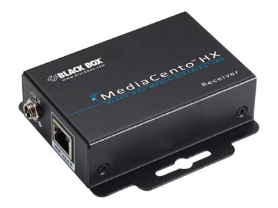 Black Box MediaCento HX Receiver, VSPX-HDMI-RX, 14808140, Video Extenders & Splitters
