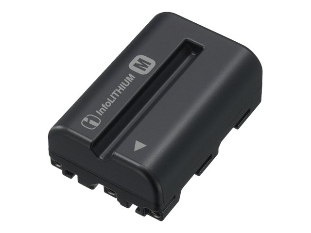 Sony Rechargeable Battery Pack 1650mAh for A100 DSLR, NPFM500H