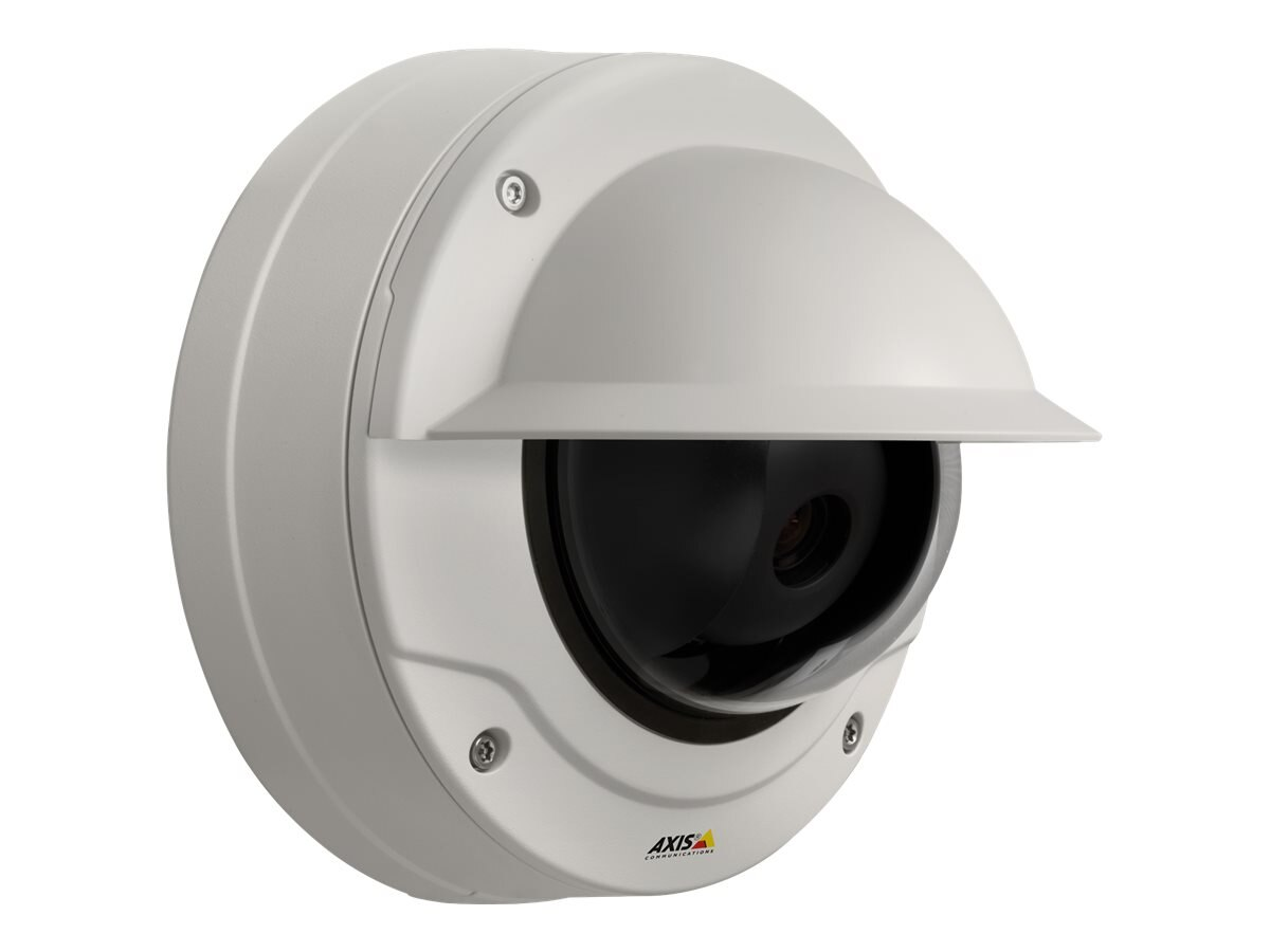 Axis Q3504-VE 720p Fixed Dome Network Camera
