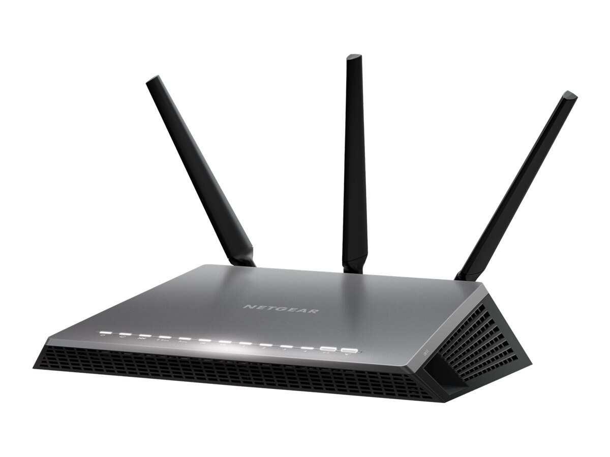 Netgear Nighthawk AC1900 Wireless VDSL ADSL Modem Router, D7000-100NAS