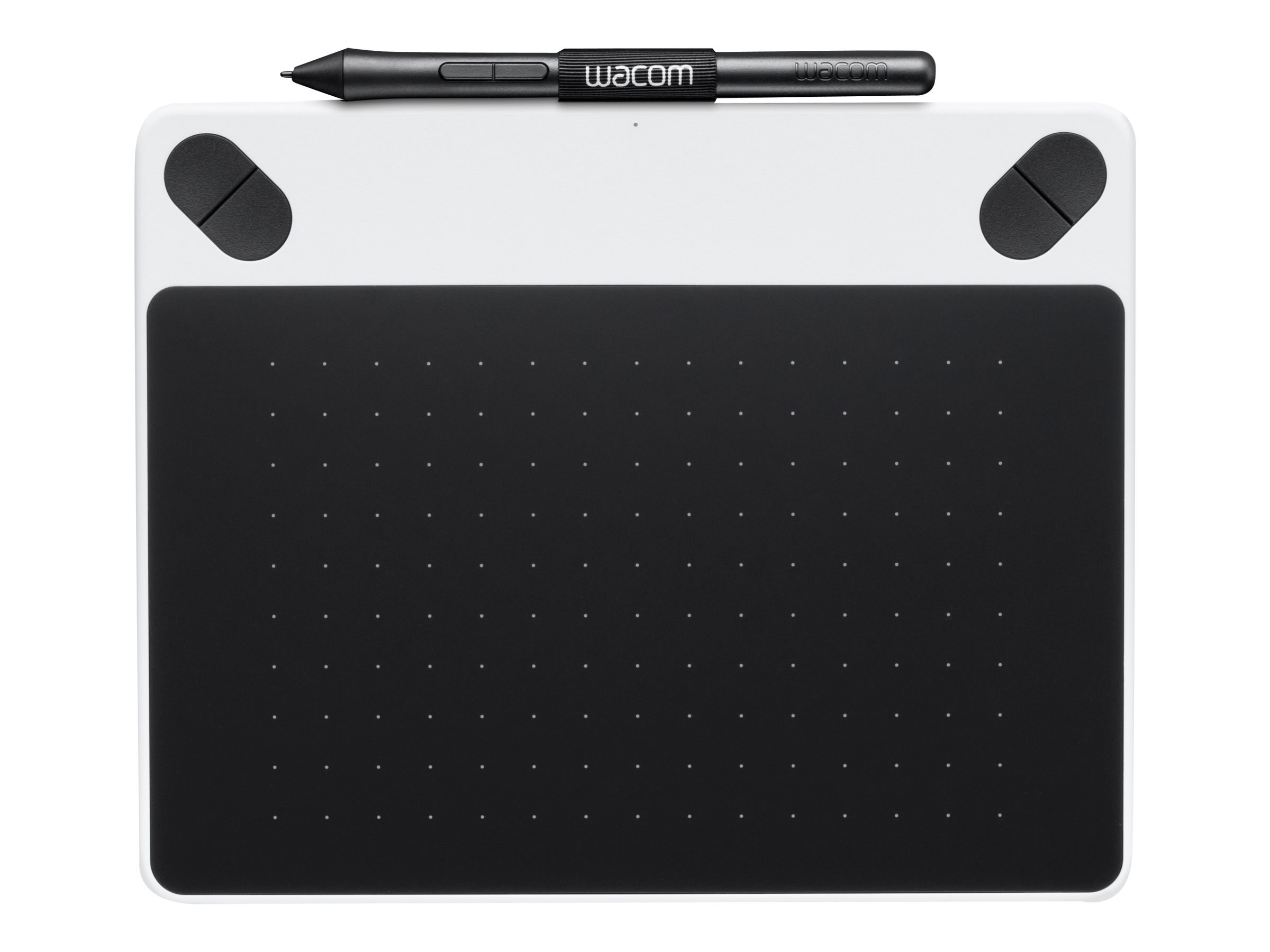 Wacom Intuos Draw Creative Pen Tablet, Small, White, CTL490DW, 30543874, Graphics Tablets