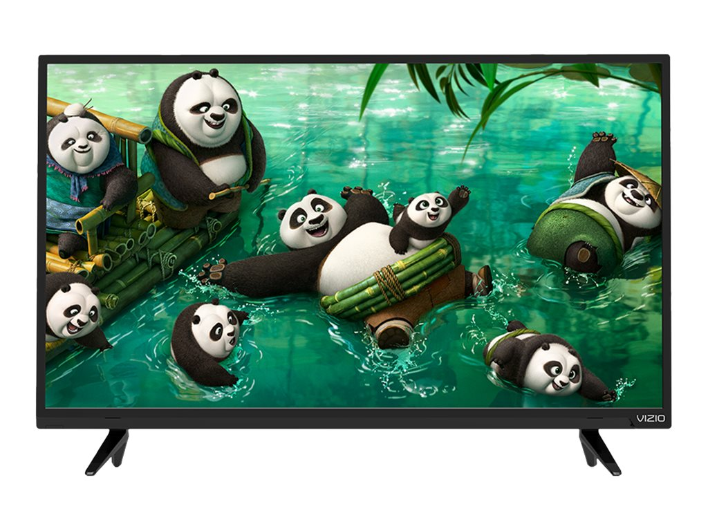 Vizio 54.6 D55N-E2 Full HD LED-LCD TV, Black, D55N-E2