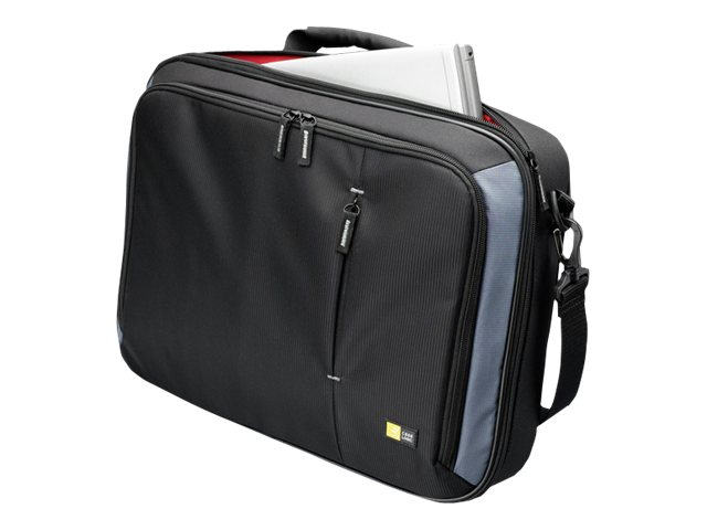 Case Logic 18 Laptop Case, Black, VNC-218BLACK, 11085222, Carrying Cases - Notebook