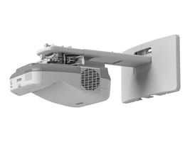 Epson BrightLink 595Wi Interactive WXGA 3LCD Projector, 3300 Lumens, White, V11H599022, 16891696, Projectors