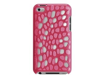 Belkin Emerge Case for iPod Touch 4G, Paparazzi Pink, F8W006EBC02, 13625878, Carrying Cases - iPod