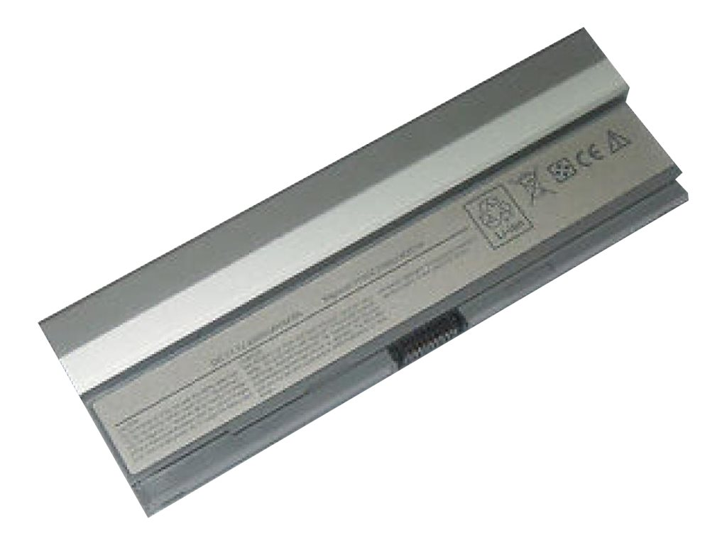 Ereplacements Laptop Battery for Dell Latitude, 312-0864-ER, 17562350, Batteries - Notebook
