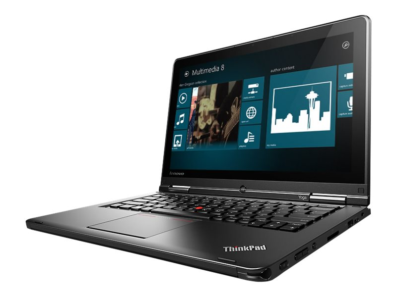 Lenovo TopSeller ThinkPad Yoga 11e G2 Core M-5Y10c 0.8GHz 4GB 128GB SSD ac BT WC 4C 11.6 HD MT W10P64, 20E50015US